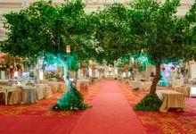 The Wedding of Rezha & Deviana by Vica Decoration