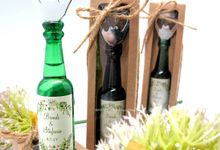 Bottle Opener Include Personalised Label by Fine Souvenir
