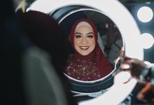 The Wedding of  Indri & Hilman by Bantu Manten wedding Planner and Organizer
