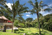 GARDEN by Villa The Sanctuary Bali