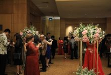 MC Wedding Intimate JW Marriot Jakarta - Anthony Stevven by Anthony Stevven