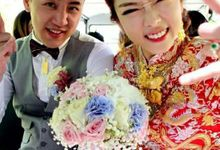 Karman & Leo Wedding by Kana Wedding Bali