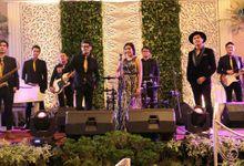 The Wedding of Widya & Alvian by TAMAN MUSIC ENTERTAINMENT