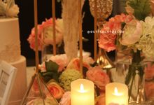 William & Siska's Wedding by Buttercup Decoration
