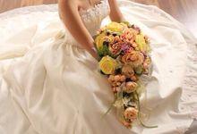 Wedding makeup by Rezza_MakeUp Artist