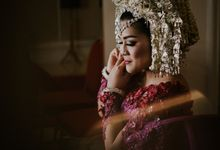 Traditional Padang Wedding Reception by Lights Journal