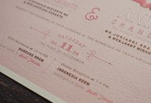 Modern Pink by The Paper & Ink