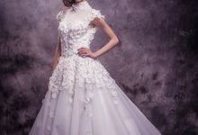 Gown by Odelia Bridal