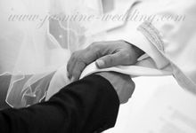 Wedding Blessing Ceremony Part III by Jasmine Wedding Bali