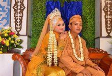 The Wedding of Wini & Tata by cinde10