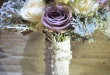 Wedding flowers by Rhea flowers shop