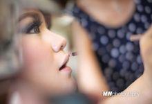Beautiful Wedding at Mercure Hotel Surabaya by Five Stars Wedding Organizer by FIVE STARS Event Organizer