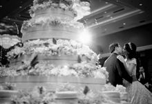 Wedding Renata & Steven by Grand SLIPI Convention Hall (HIS Corp)