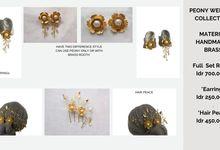 Look Book Rental Wedding Accessories by Wang Sinawang Jewelry