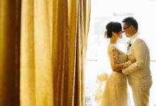 MC Wedding Yusak and Ina at Villa Phalosa by MC Rendy Rustam