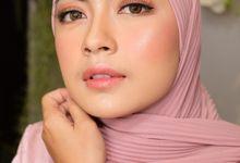 """Actrees """"Vizza Dara"""" by Zia Brides Make Up Artist & Kebaya"""
