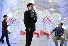 Anthony stevven MC Wedding merlyn park hotel jakarta by Anthony Stevven