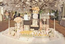 The Engagement of Grace & Slamet by Hello Flair