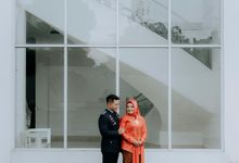 Prewedding Nidan // Caca by Horizontal Studio