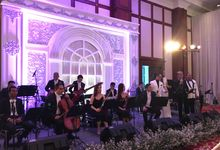 MC wedding Gedung Dhanapala senen Jakarta - Anthony Stevven by Anthony Stevven