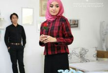Maulana - Rosyi wedding day by Link Wedding Planner