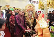 Juwita & Andhika by La Belle Wedding Organizer