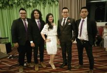 Rasimin & Viola Wedding At Fave Hotel by Josh & Friends Entertainment