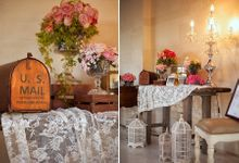 Shabby chic 2013 by AiLuoSi Wedding & Event Design Studio