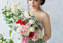 Pre-Wedding Session of Bella Juniardi by Benoite Florist