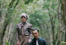 Pre-wedd  Nila-Asroel by Kalila Photography