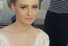 Wedding Makeup Photoshoot For EPA Jewel Bride by Oscar Daniel