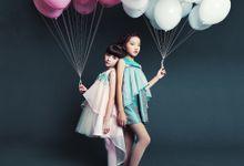One Day in Wonderland Collection by Georgina Rose Children's Wear