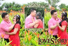Prewedding Septri & Melisa by Charis Production