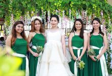 Early Morning Wedding - Bryan & Khristine by Icona Elements Inc. ( an Events Company, Wedding Planning & Photography )