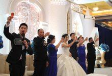 MC Wedding Redtop Hotel Pecenongan Jakarta - Anthony Stevven by Anthony Stevven