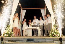 Wedding @Padma Resort Bali by Padma Hotels