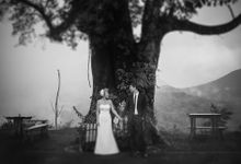 Prewedding Andrew + Sarahi Yu by Maknaportraiture