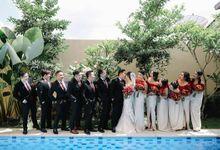 The Wedding Of Eka & Cindy by Geoval Wedding