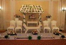 Wedding Decoration by chloe florist