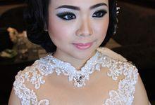 Robert & Lioniva Wedding Day by Yurica Darmawan