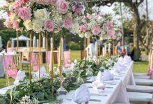 The Wedding of  Kim Ha Joon & Choi Hee Young by Dua Insan Decoration
