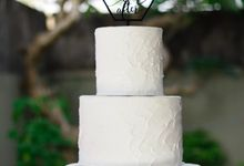 Wedding Cakes by Le Voici Cake & Co