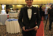 MC Wedding Prisma Ballroom Jakarta - Anthony Stevven by Anthony Stevven