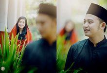 Prewedding Baiz & Mayang by Faust Photography