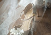 Bride : Vivian Yap by Moments Shoe