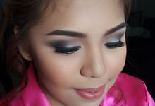 A Closer Look to my Debutante by Makeup by Marjorie