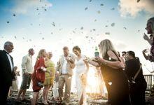 THE WEDDING - ALONA & CHRISTOPHER by Aditi Niranjan Photography