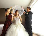 Iwan & Sisca Wedding by Nina Chen MUA