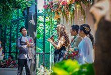 Wedding of YUDI & SILVIA by Aldo Adela MC & Magician