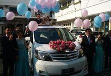 Foto Wedding by BKRENTCAR